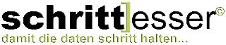 Schrittesser Logo für Mailkopf